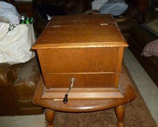 Vintage talking machine
