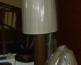 Mid-century modern lamp (one of a pair)