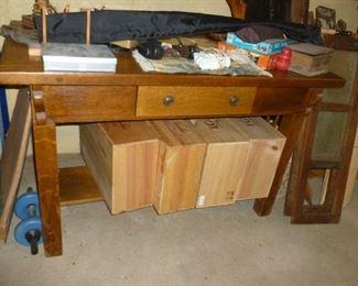 Nice old desk