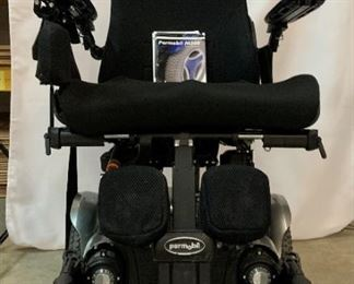 Permobil M 300 power wheelchair