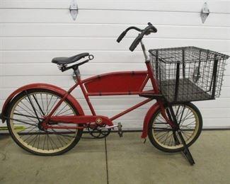 1940's/50's All Original Schwinn Cycle Truck