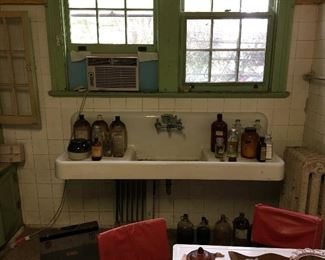 Large bottles of essential oils still Sealed