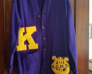 old vintage sweater