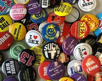 Kooky 90s Buttons