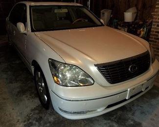 2004 Lexus 154,891 Miles