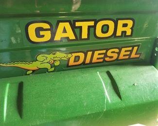John Deere Gator Diesel