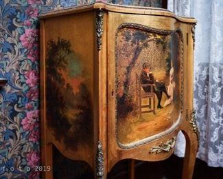 19th century louis xvi style commode
