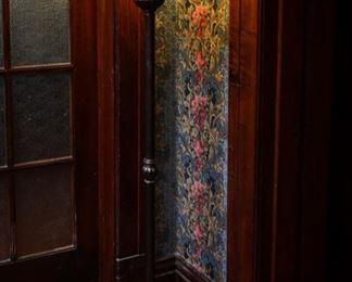 Victorian Tiffany style floor lamp