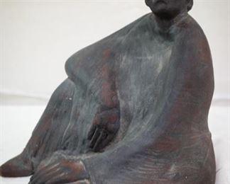 Tommie Moller artist sculpture