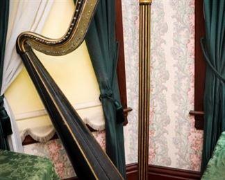 1810 John Egan St. Dublin Harp