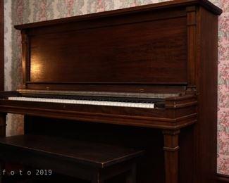 Antique Laffargue New York Piano