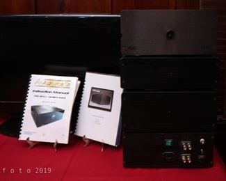 AUDIO NOTE KITS / H2O  COMPONENTS