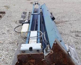 9000 Pound Automotive Lift Serial 986
