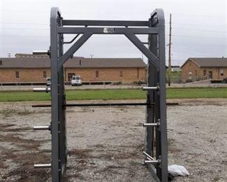 Assisted Squat Rack