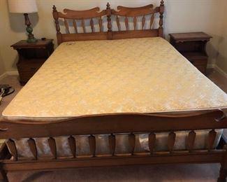 Five Piece Queen Size Bedroom Suite