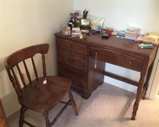 great small desk and chair $150.00