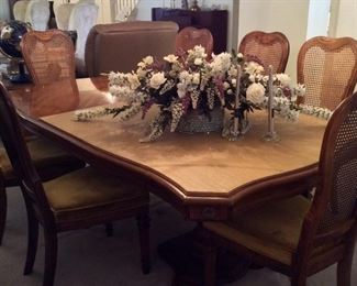 lovely family dining table