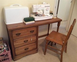 Desk and Chair $150.00