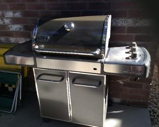 Weber Grill, Genesis Special Edition