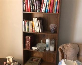 Books & Book Shelves