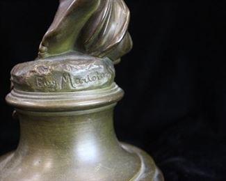 bronze signature
