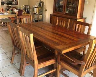 Hawaiian Koa wood table