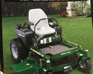 2003 Bob Cat ES218 Zero Turn lawnmower, Model 94221