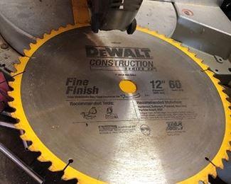 DeWalt saw blade