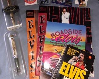 Elvis treasures......