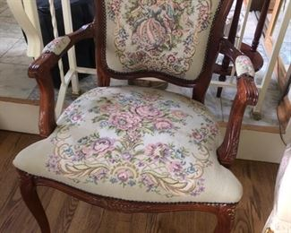 Armchairs (2 totaled - one not photographed)