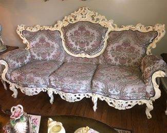 (2) couches and......
