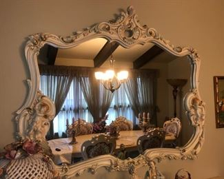 French Provincial mirror....