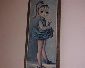 Framed art.....