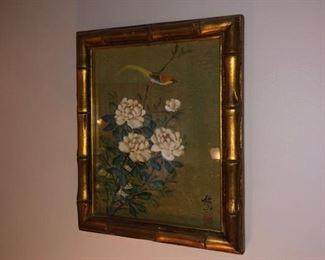 Oriental art.....