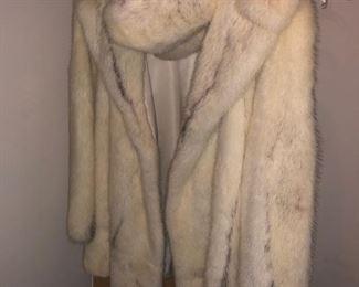 Mink jackets.......