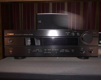 Yamaha receiver HTR-5635