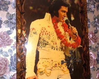 Elvis clock!