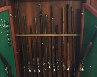 Browning, Remington, Henry, Springfield