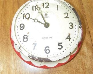 Miller Wall Clock