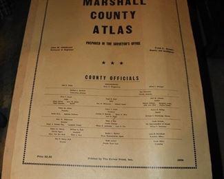 Marshall County, IN atlas