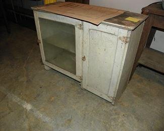 Hoosier cabinet top