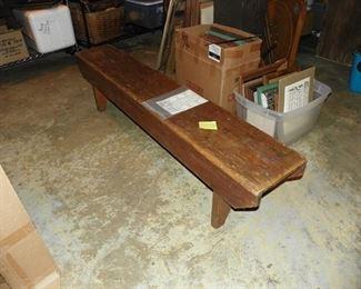 great primitive bench