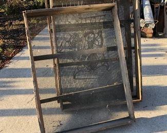 sifting screens