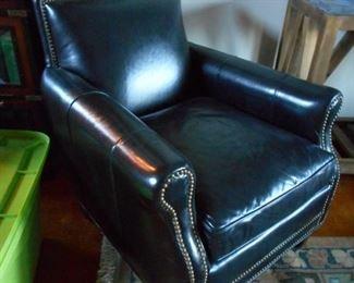 Bradington Young Leather Chair