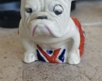 Royal Doulton Union Jack bull.dog