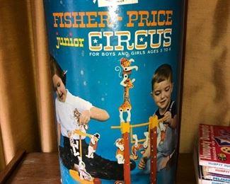 Fisher Price Circus