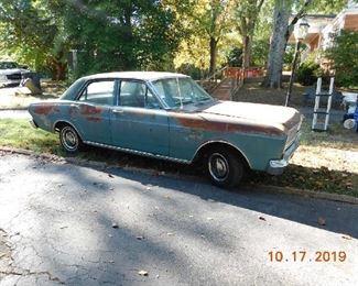 1964 Ford Falcon.