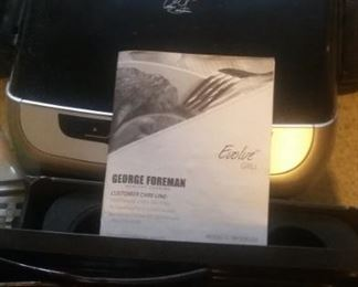 "GEORGE FORMAN ""EVOLVE"" GRILL"
