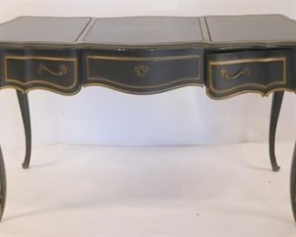 Antique Bronze Mounted Louis XV Style