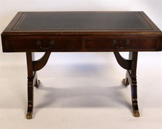 Antique Leathertop desk